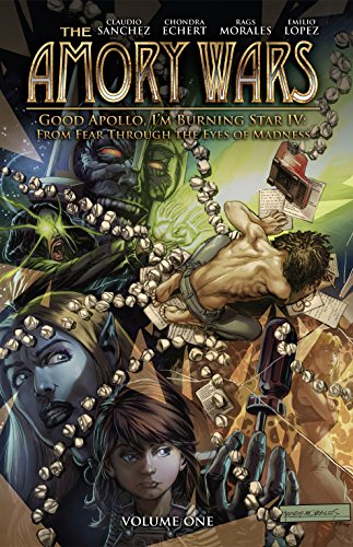 The Amory Wars: Good Apollo, I'm Burning Star IV Vol. 1 (English Edition)