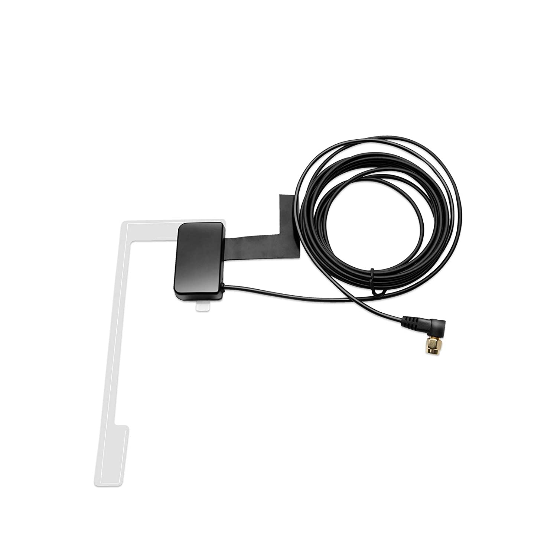 xtronsâ ® DAB Digital en Auto Radio estéreo Antena Antena Cristal Soporte Interior Parabrisas