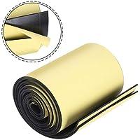 housesweet Autogummidichtungsstreifen Selbstklebender Dichtungsstreifen Autofenster T/ürverkleidungsrand 5m Z-Form