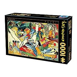 Unbekannt D Toys 1 Puzzle 1000 Kandinsky