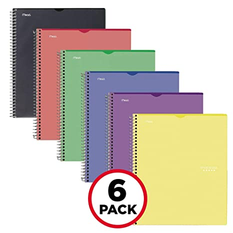 Education Five Star Customizable College Ruled Notebook 5
