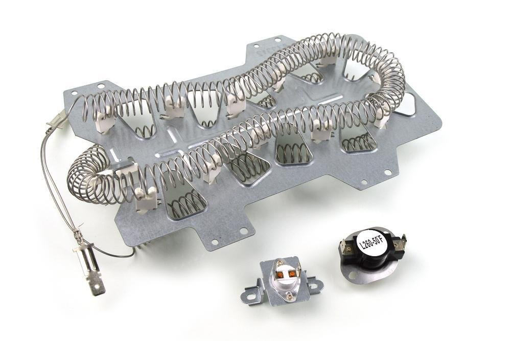 DC47-00019A Dryer Heating Element Kit DC96-00887A Fits Samsung DC47-00018A by Fits Samsung