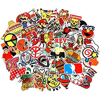 83ba2390d4b9 8 Series Stickers 100 pcs pack Stickers Variety Vinyl Car Sticker  Motorcycle Bicycle Luggage Decal Graffiti Patches Skateboard Stickers for  Laptop Stickers ...