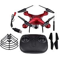 Zouminy Drone FPV con Telecomando Quadcopter 480P 720P 1080P Telecamera WiFi