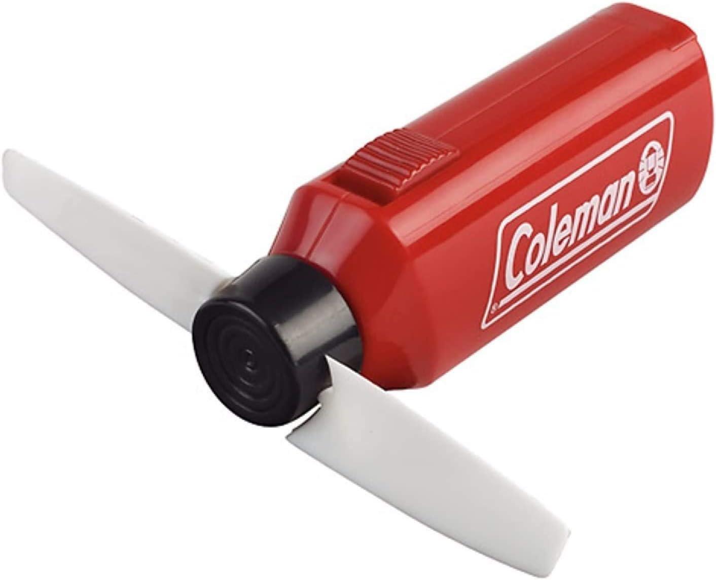 Coleman 2000016472 Cool Zephyr Mini Fan, Red