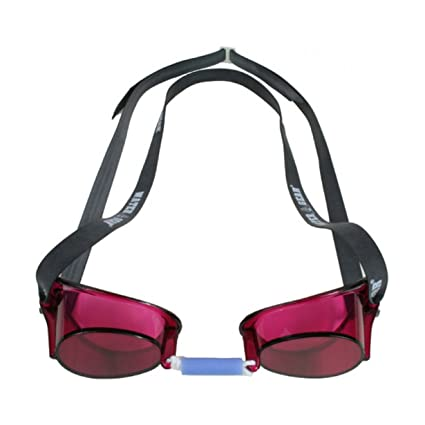 d9150797e680 Image Unavailable. Image not available for. Color  Water Gear Swedish Pro  Swim Goggles Red
