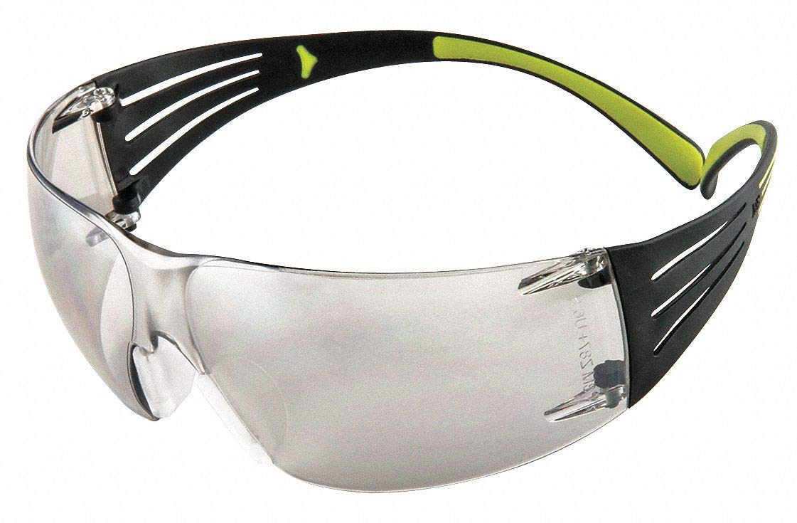 3M Indoor/Outdoor Safety Glasses, Frameless
