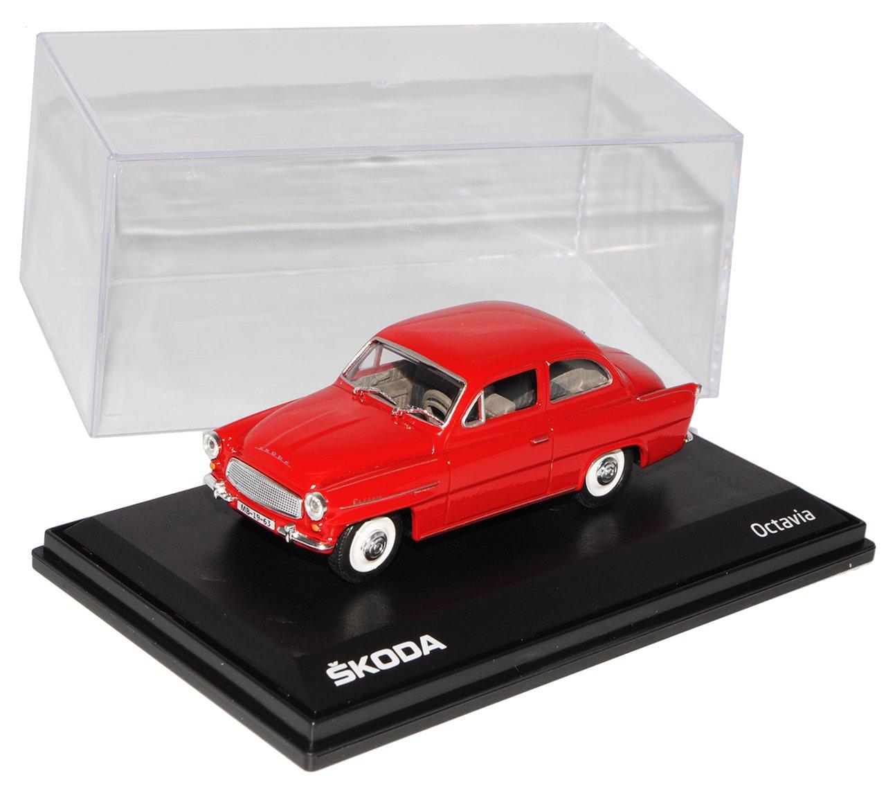Abrex Skoda Octavia I 440 Coupe Rot 1955-1971 143AB704BB 1 43 Modell Auto B018H3G7G2 Motorfahrzeuge Niedriger Preis  | Schön In Der Farbe
