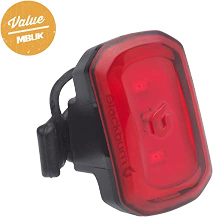 Blackburn Click USB 20 Lumens Rear Light Black