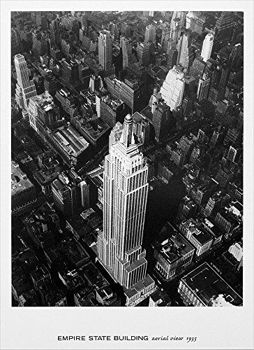 Photos Black White Architectural (Photo Poster Print
