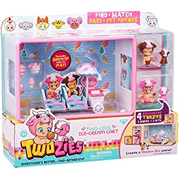 Twozies - Fu8n Two-Gether Playset( Style maye vary)