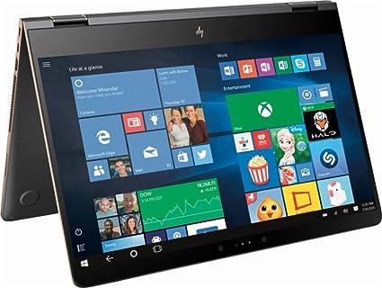 """HP Spectre x360 2-in-1 15.6"""" 4K Ultra HD TouchScreen Laptop,"""