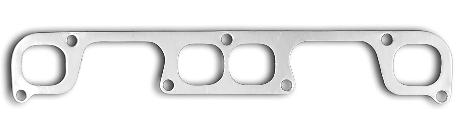 Remflex 2055 Exhaust Gasket for Chevy V8 Engine, (Set of 2)