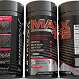 Liporidex MAX15 Weight Loss Supplements - Thermogenic Fat Burner Appetite Suppressant Pills Increase Energy Reduce Belly Fat Control Appetite and Lose Weight Fast - 72 Diet Pills