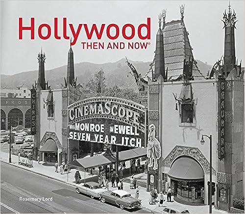 Como Descargar Bittorrent Hollywood: Then & Now (then & Now (pavilion Books)) Formato Kindle Epub