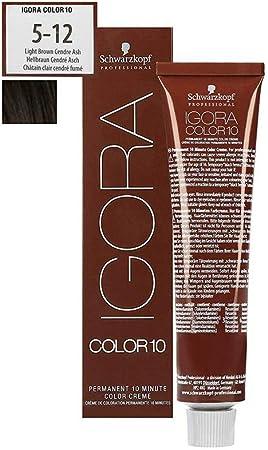 Schwarzkopf Professional IGORA ROYAL 60ml, Color 5-12 (Color 10)