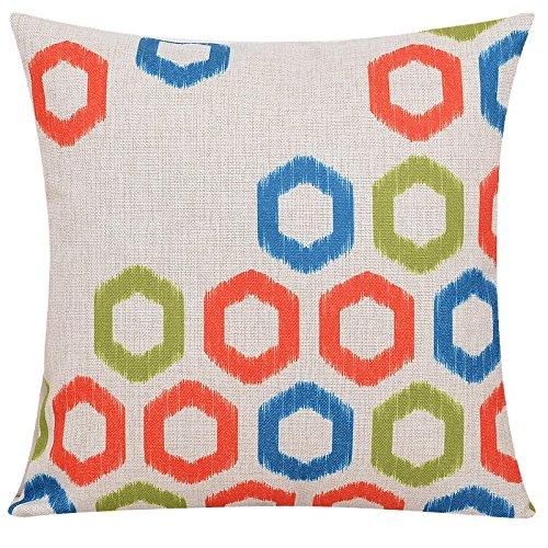 POPRY Almohada geométrico Minimalista Moderno sofá de ...