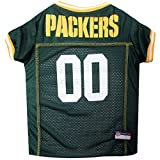 Best Pets First Bay.coms - Pets First NFL GREEN BAY PACKERS DOG Jersey Review
