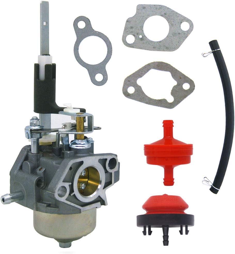 Replacement Parts NIMTEK New Carburetor for LCT Lauson 23101 Carb ...