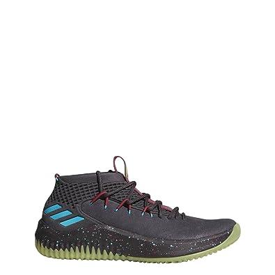 Adidas Dame 4 8 Scarpa Maschile Di Basket 8 4 Di Nero bbc4b0