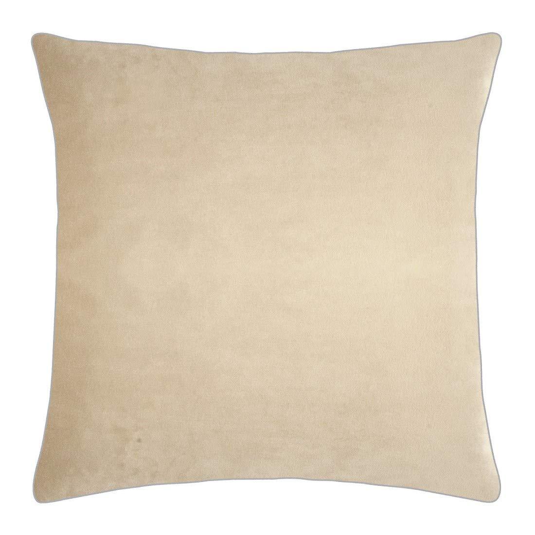 2er Set Pad Kissenhüllen - Elegance - in in in der Größe 40 x 40 cm mit Zwei Goodman Füllkissen - in Vielen Farben - Komplett, Farbe Pad Sand_B01 B07G6MMSMV Zierkissenbezüge d8a5a8
