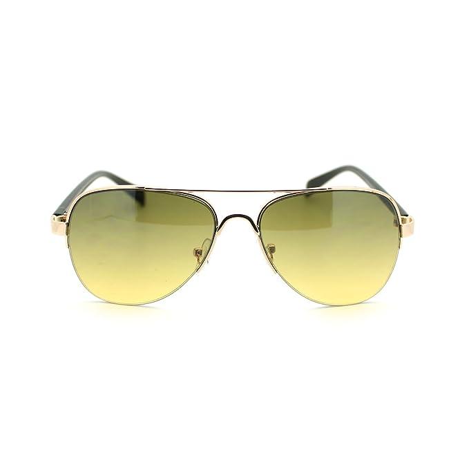 Amazon.com: Gafas de sol de aviador de tamaño pequeño para ...