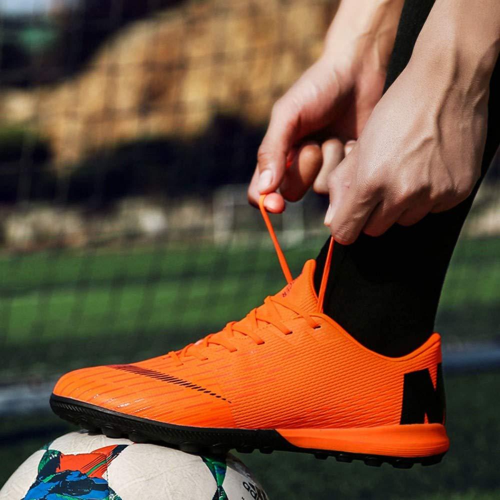 YAYADI Schuhe Indoor Soccer Futsal High Top Soccer Cleats Erwachsene Magista Fußball Schuhe Für Jungen Kinder Fußballschuhe Knöchel