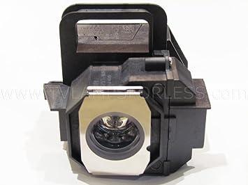 Brand New 100% Original Projector Lamp For Epson V13H010L49, ELPLP49