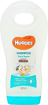 Huggies Shampoo Infantil Extra Suave, 200ml