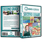 Home School Art Studio Program DVD with Lindsey Volin 2nd Grade
