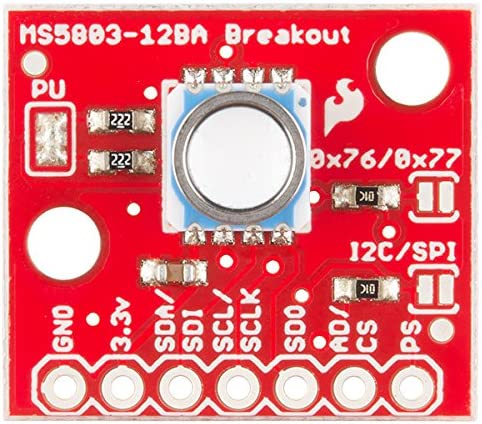 Pressure Sensor MS5803-14BA Breakout