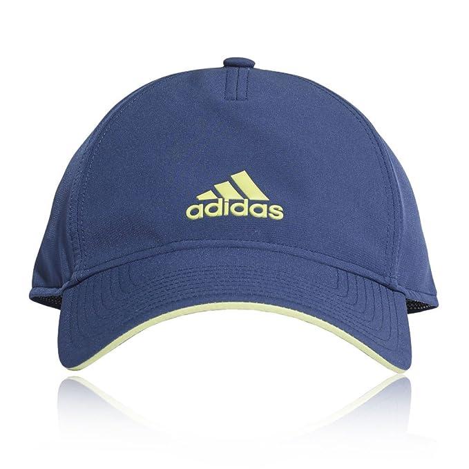 adidas C40 5Panel Climalite Cap Gorra, Hombre, Azul (indnob/seamhe), Talla Única: Amazon.es: Deportes y aire libre