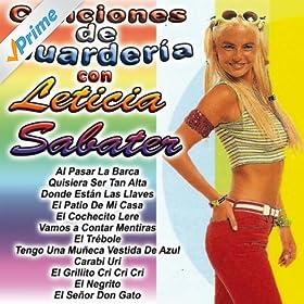 Amazon.com: El Patio De Mi Casa: Leticia Sabater: MP3 Downloads
