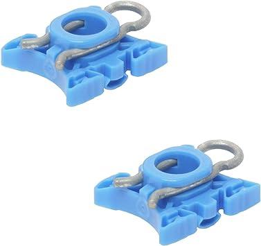 URO Parts 3509416 Window Regulator Sliding Pivot w//Clip Connects Glass to Regulator