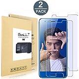 [2-Pezzi]Huawei Honor 9 Pellicola Protettiva, EasyULT Pellicola Protettiva in Vetro Temperato per Honor 9(Vetro con Durezza 9H,Trasparenza ad alta definizione)