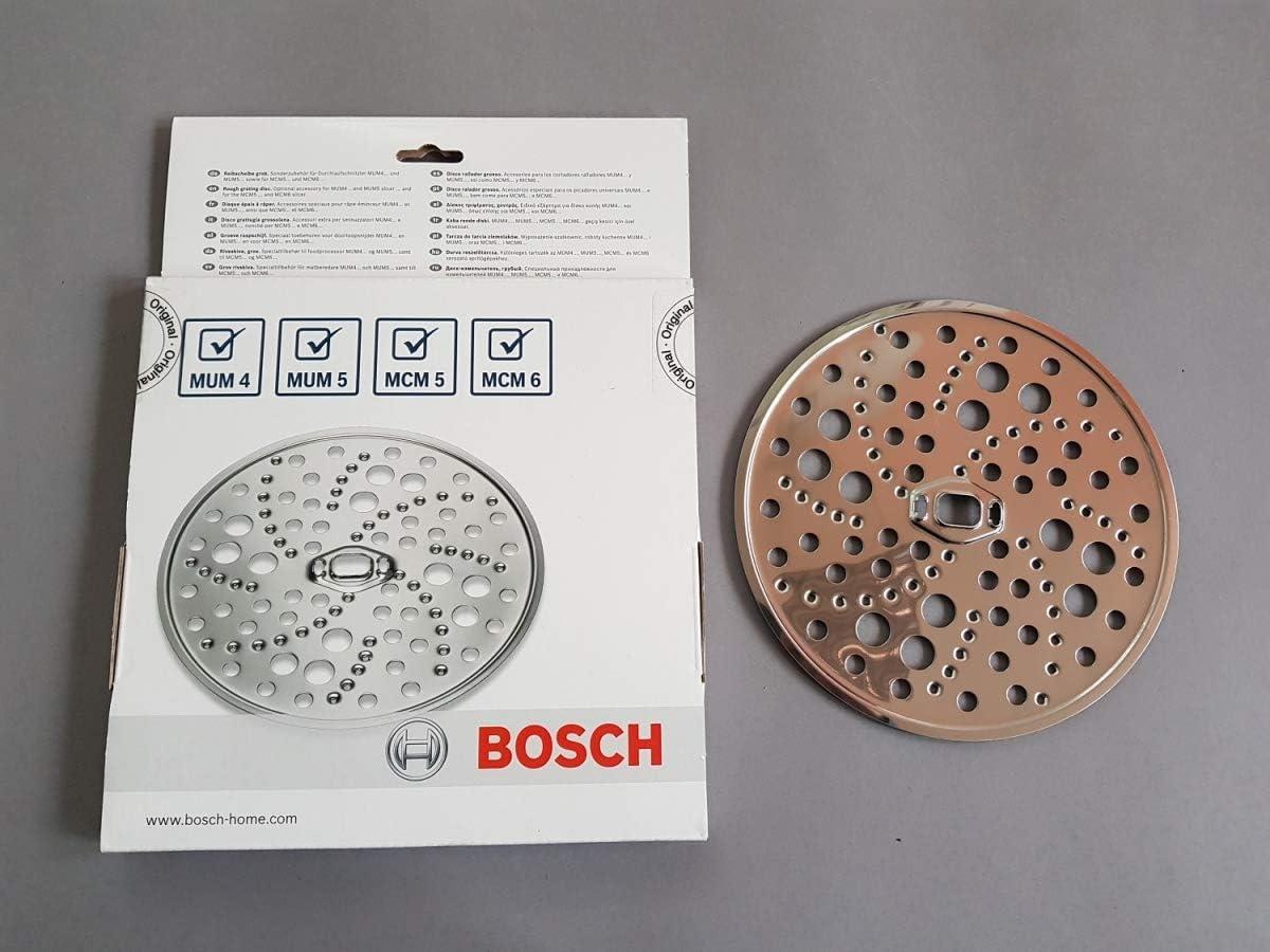 Disco Rollador para Robot de Cocina BOSCH MUM: Amazon.es: Hogar