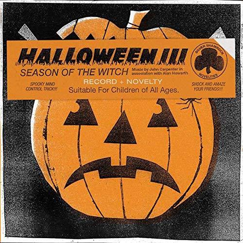 John Carpenter , Alan Howarth - Halloween III: Season Of The Witch - Death Waltz Recording Company - DW008R