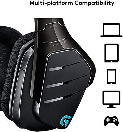 Logitech G933 Artemis Spectrum Auriculares Gaming Inalámbricos ...