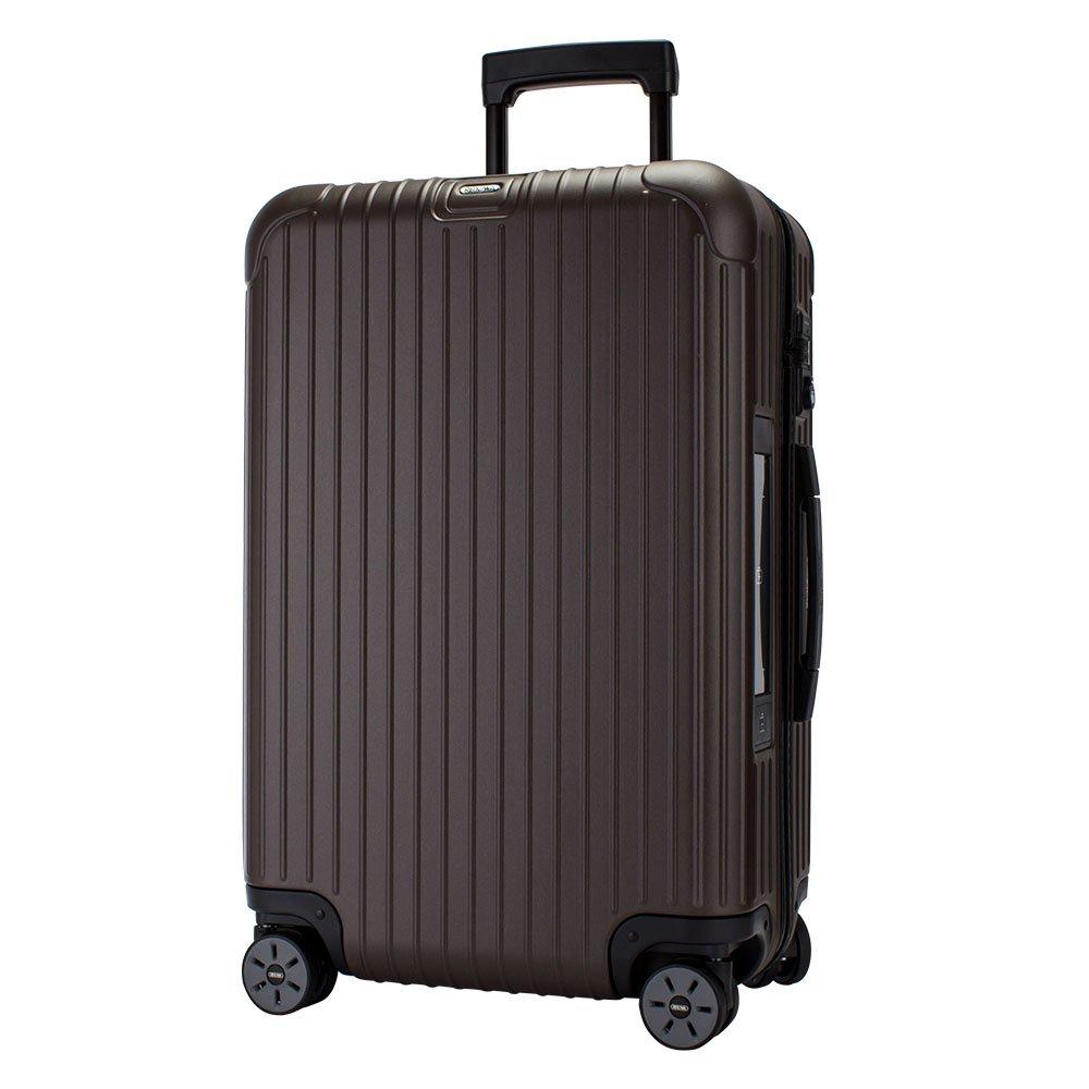 【E-Tag】 電子タグ RIMOWA [ リモワ ] サルサ 811.63.38.5 SALSA 4輪 MultiWheel matte bronze マットブロンズ スーツケース 63L [並行輸入品] B073QPN12J