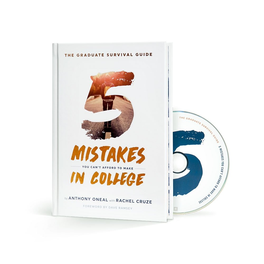 Graduate Survival Guide Mistakes College product image