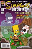 img - for Simpsons Comics, #76 - Bard Boiled book / textbook / text book