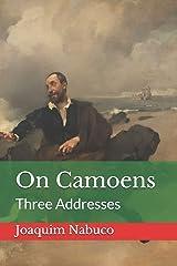 On Camoens: Three Addresses Capa comum
