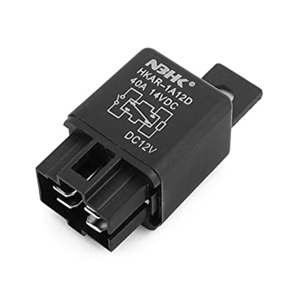 buy generic dc 12v 40a 4 terminal spdt relay for car online at low