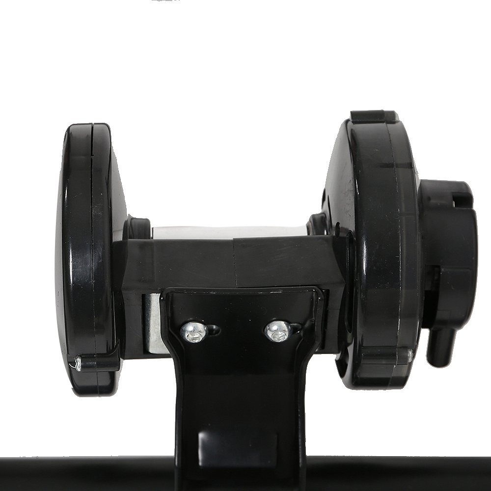 Karmas Product Exercise Resistance Bicycle Trainer Bike Magnetic Stand with Noise Reduction Wheel by Karmas Product (Image #5)
