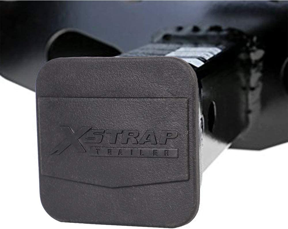 XSTRAP Trailer Hitch Cover Fits 2-Inch Receiver 2