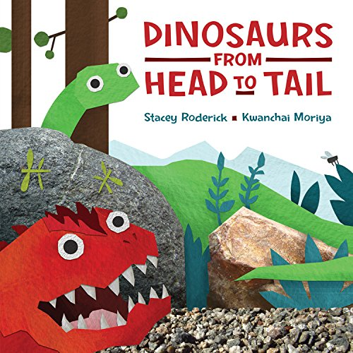 Dinosaurs from Head to Tail pdf epub