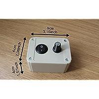 Regulador Regulador de velocidad para motor Ventilador extractor