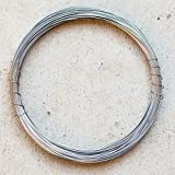 Pure Titanium Round Resistance Wire - 100 Feet (.4 mm)