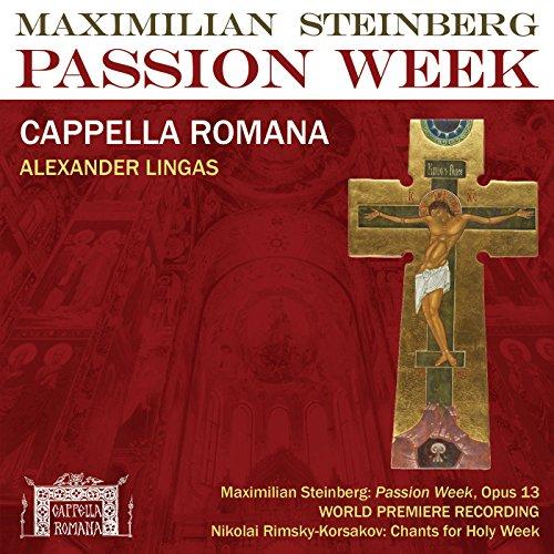 (Steinberg: Passion Week )