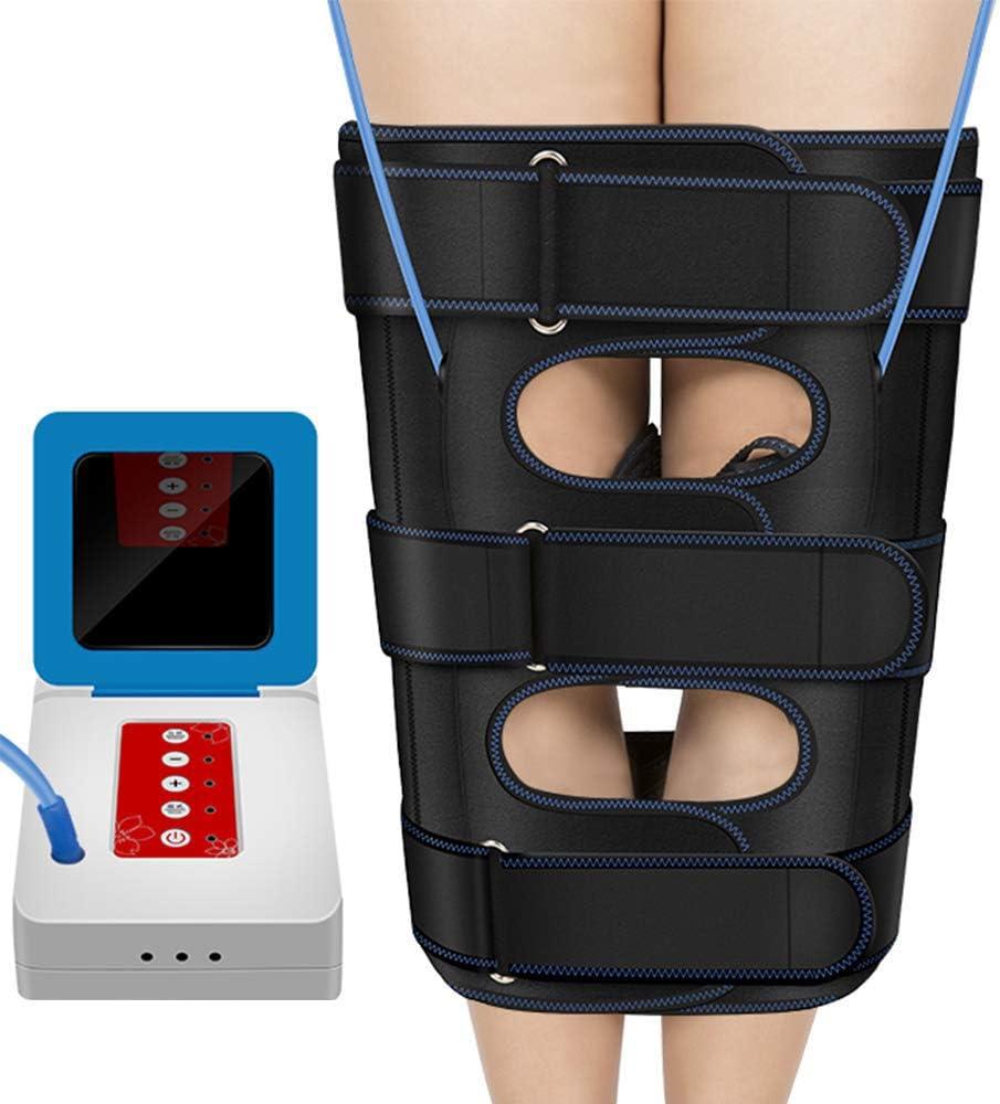 elektrisches//manuelles Bein Orthop/ädie Korrektur Einstellbares O- X-Bein-Korrekturband Haltungskorrektur Gurtrekonstruktion Sch/önheitsbehandlung Bein,Standard LLMLCF Knie-Wegfahrsperre